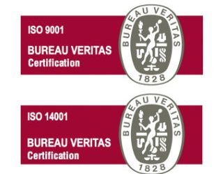 PARFUM FACTORY  AND ISO 9001 -14001 CERTIFICATION