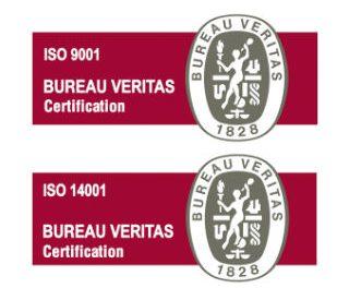 PARFUM FACTORY Y CERTIFICACIÓN ISO 9001 y 14001