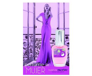 (Español) Marzo, trae a Parfum Factory, el color púrpura.