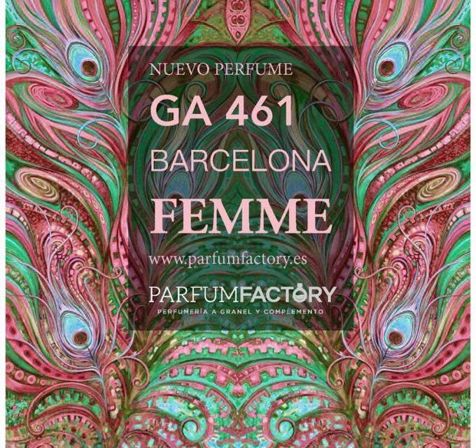 Damos la bienvenida a nuestro nuevo perfume de mujer : Barcelona