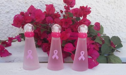 LABORATORIOS PRADYlaunches a perfume for raising  funds against Breast Cancer.