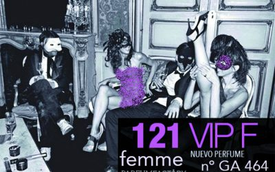 NEW REFERENCE FOR WOMEN – PERFUME 121 VIP FEMME