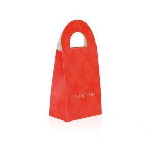 RED CARTON GIFT CARTON BOX