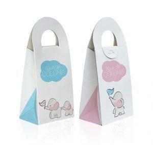 KIDS AND BABIES GIFT CARTON BOX