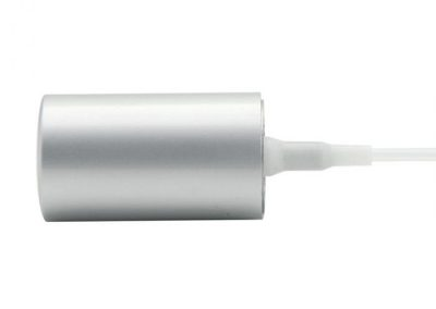 MAT SILVER ALUMINIUM SCREW PUM/CAP 18-E / 0,13 ML