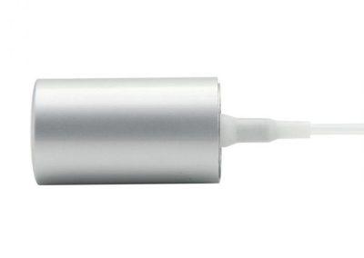 MAT SILVER ALUMINIUM SCREW PUM/CAP 18-E / 0,13 ML
