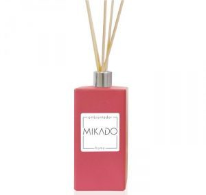 MIKADO FRASCO RECTANGULAR CORAL / 100 ML