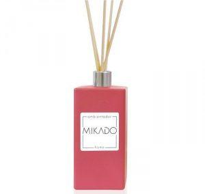 MIKADO FRASCO RECTANGULAR CORAL / 100 ML