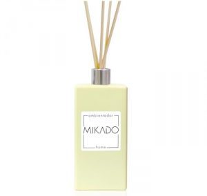 MIKADO FRASCO RECTANGULAR AMARILLO / 100 ML