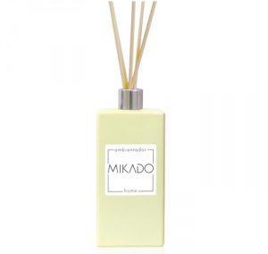 MIKADO FRASCO RECTANGULAR AMARILLO / 100 ML
