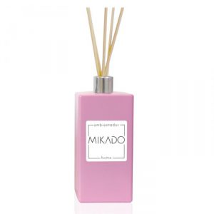 MIKADO FRASCO RECTANGULAR ROSA / 100 ML