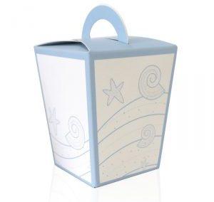 CUSTOMIZED BABY – KIDS BASKET CARTON GIFT  BOX