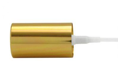 GOLDEN ALUMINIUM SCREW PUMP/CAP 18-E / 0,13 M