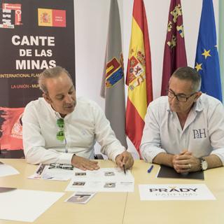 """Creación de Perfumes de Edición Limitada para """"El Festival del Cante de las Minas"""""""