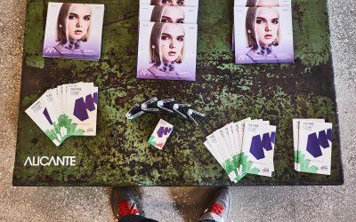 (Español) Nuestro laboratorio de Perfumes, creador del Perfume Oficial del Certamen de Moda Alicante Fashion Week.